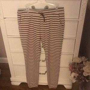 Pants - Ampersand Avenue Striped Loungers